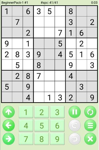さくさく 解ける Sudoku Puzzle Free