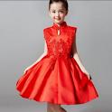 Children's Christmas Dress Design icon