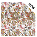 Batik art icon