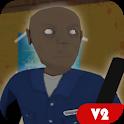 Evil Officer V2 - Horror House Escape icon
