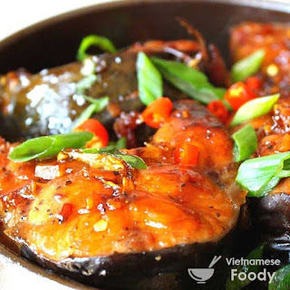 Description Vietnamese Fish Stew Recipe (Cá Kho Tộ)