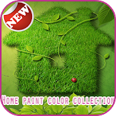 Home paint color collection