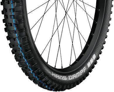 Schwalbe Hans Dampf Tire: 27.5+ Evo, Addix Speed Compound, SnakeSkin alternate image 0