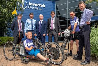 Welshpool firm backs Andrew
