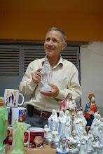 Photo: Christians selling devotional items in Shaqlawa, 2014