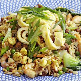 Stir Fried Brown RIce