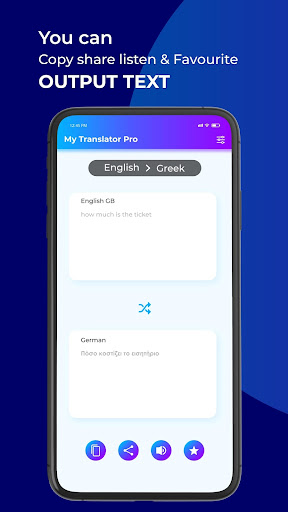 My Translator Pro screenshot 5