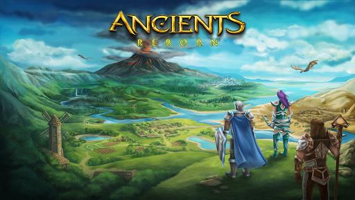 Télécharger Gratuit MMO RPG Ancients Reborn - MMORPG mod apk screenshots 4