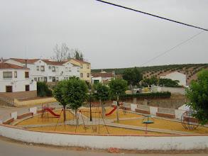 Photo: Parque en Camilo José Cela