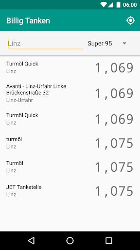 Billig Tanken AT screenshot 2
