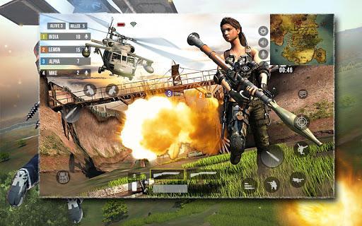 Télécharger Gratuit Code Triche Legends Survival Battleground: PVP Battle Royale MOD APK 2