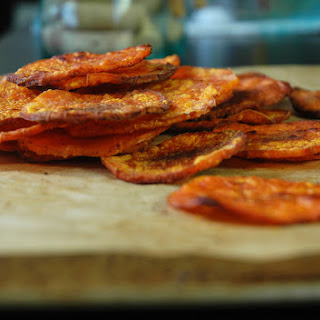 Butternut Squash Chips.