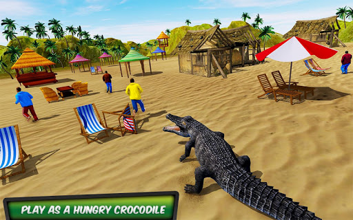 Hungry Crocodile Attack 3D  screenshots EasyGameCheats.pro 3