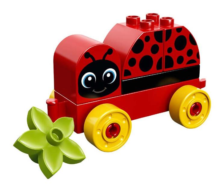 Contenido de Lego® 10859 Mi Primera Mariquita