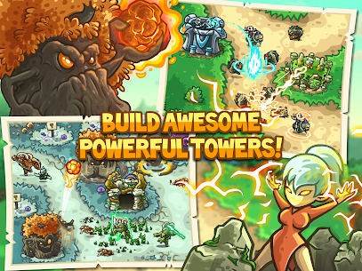 Kingdom Rush Origins MOD APk (Unlimited Gems/Unlocked Heros) 9