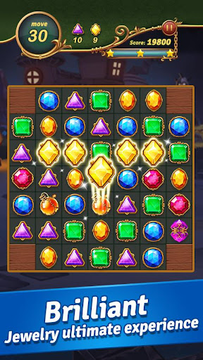 Jewel Castleu2122 - Classical Match 3 Puzzles apktram screenshots 10