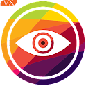 Color blind test icon