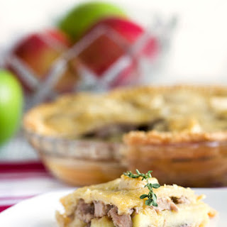 Cheshire Pork Pie Recipe