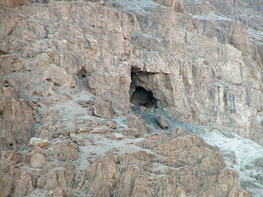 Photo: Some of the scrolls found in these caves are the oldest versions of Biblical scriptures.