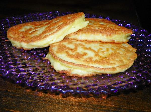 Russian Zucchini Pancakes Recipe