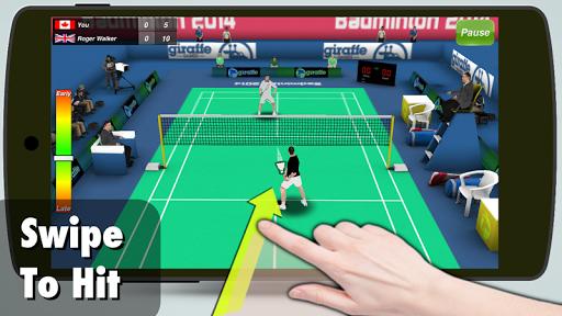 Badminton 3D 2.1 screenshots 1