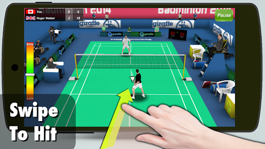 Badminton 3D  App Download For Android and iPhone 1