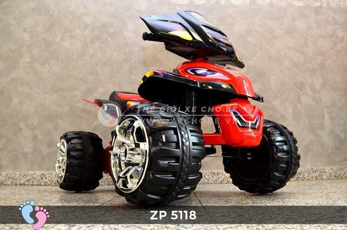 Xe moto điện trẻ em 4 bánh ZP-5118 4