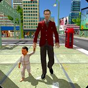 Virtual Dad Family Simulator - Happy Father