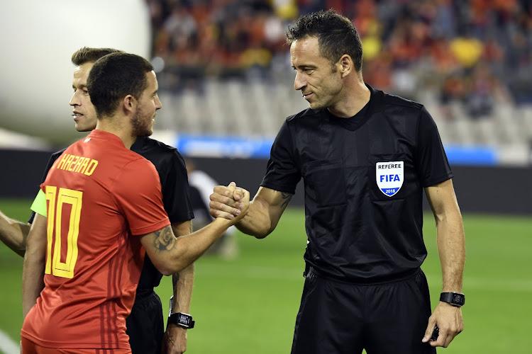 📷 Eden Hazard ging vanmiddag kijkje nemen in... Derde Amateur