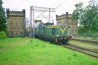 Photo: SP42-218, Toruń Główny - Malbork {Toruń Miasto; 2001-06-18}