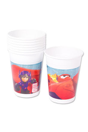 Big hero 6 Mugg 8st