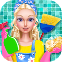Beauty Doll's House Cleaning