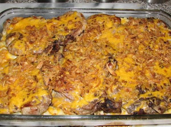 Pork Chops O'brian Recipe