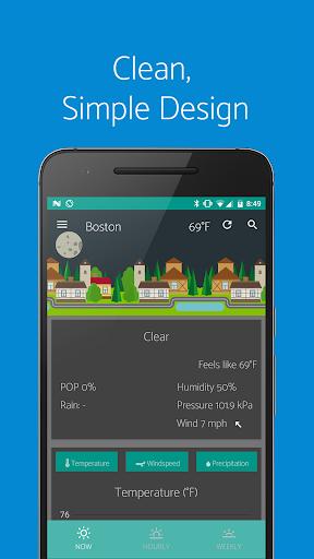 Little Weather App