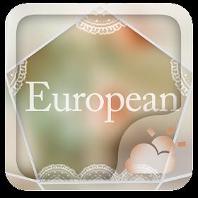 EUROPEAN THEME GO WEATHER EX