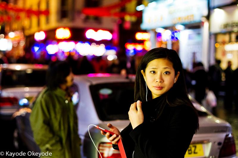 Photo: London Chinatown, January 2012