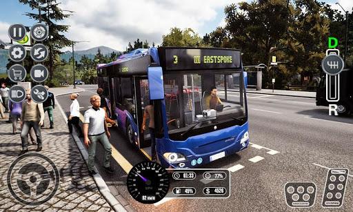 Euro Bus Sim 3D 2019 1.0 de.gamequotes.net 1