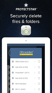 iShredder™ 5 Enterprise Eraser Screenshot