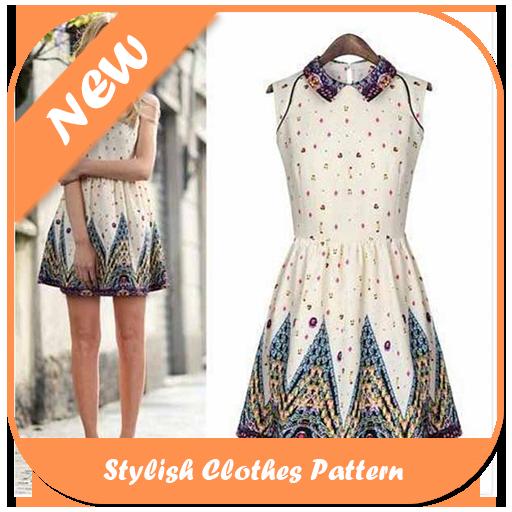 Stylish Clothes Pattern