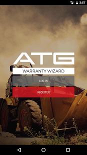 ATG Warranty Wizard - náhled