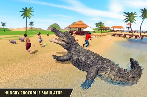 Angry Crocodile Family Simulator: Crocodile Attack filehippodl screenshot 5
