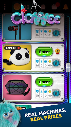 Clawee - A real claw machine Hack, Cheats & Hints | cheat-hacks com