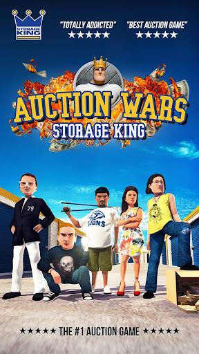 Auction Wars : Storage King apkpoly screenshots 11