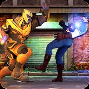 Game Grand Superhero Street Fighting - Thanos Revenge APK for Windows Phone