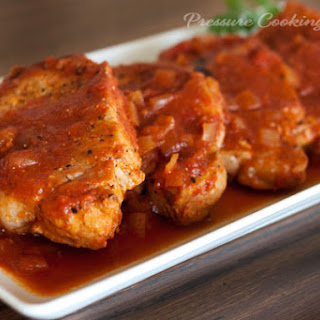 Pressure Cooker Pork Chops Recipes.