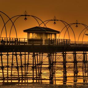 by Derek Tomkins - Buildings & Architecture Bridges & Suspended Structures