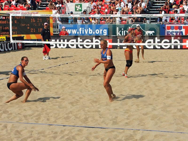 Beach Volley di Giò Volpi