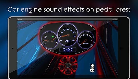 Car Dashboard Live Wallpaper Android Apps On Google Play