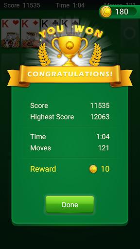 Klondike Solitaire - Patience Card Games 2.0.0.20200812 screenshots 8