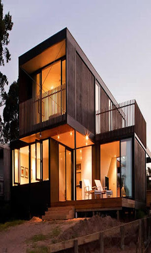Box Style House Design